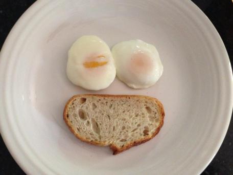 sassy egg. i believe it's flirting with me.
