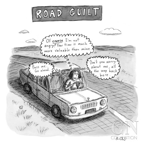how much do I love Roz Chast? Um ... a lot. (c) Roz Chast, The New Yorker