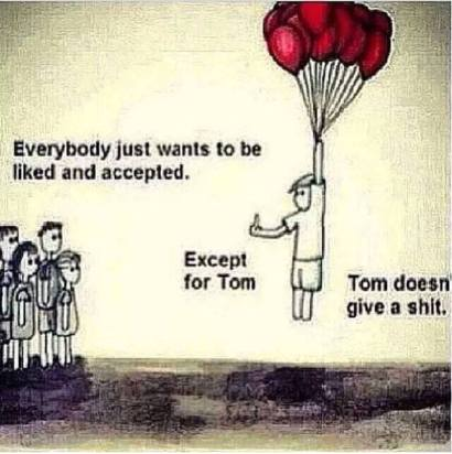 this isn't my art. i can't remember whose it is. but i can't claim it. i just want to be more like Tom.