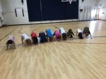 rainbow tunnel... we are engineer yogis.